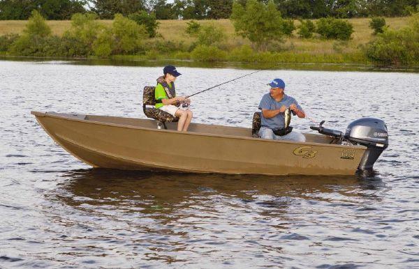2021 G3 Angler OF V150 T