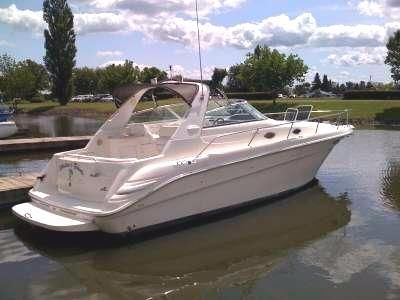 Sea Ray Sundancer 330 Sea Ray Sundancer 330 - 1998
