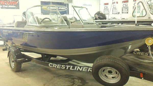 Crestliner 1750 Fish Hawk WT