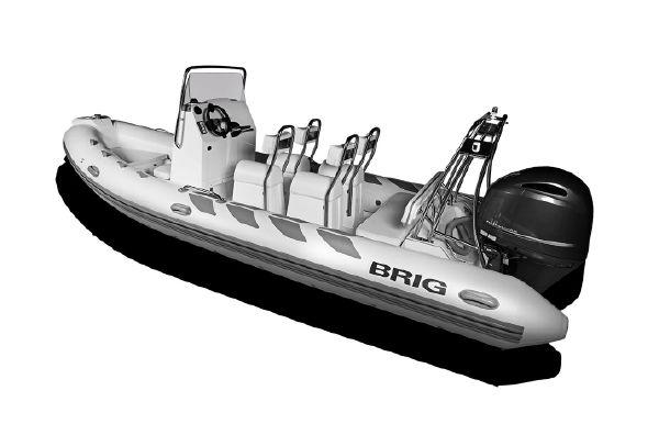 2019 Brig Inflatables Navigator 610