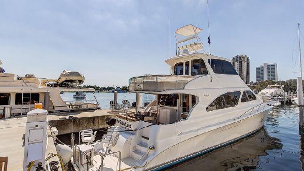 Ocean 65 Odyssey Motor Yacht