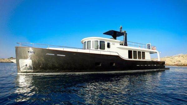 Ada Yacht Steel Trawler