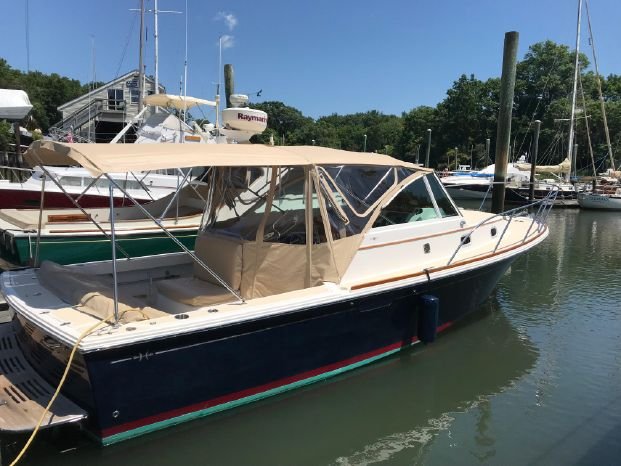 2007 Hunt Yachts Surfhunter 29 Rowayton, Connecticut - All