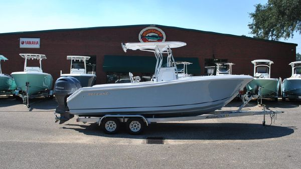 Release 238RX w/2 Yamaha 150's&Trailer
