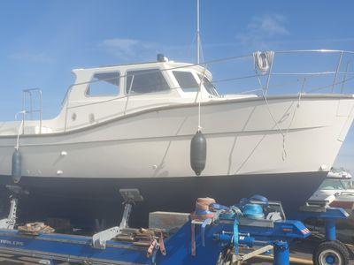 1993 Mitchell<span>Sea Warrior 28</span>