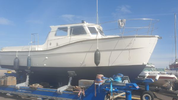Pilothouse Newhaven/Mitchell Sea Warrior