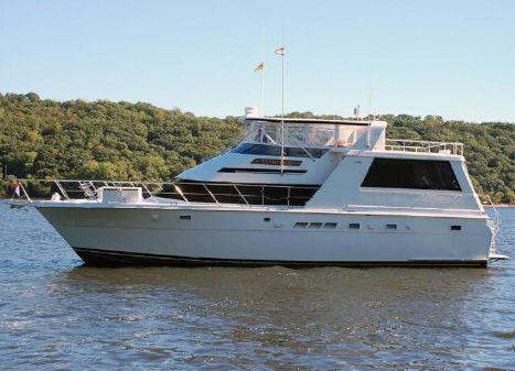 Hatteras 52 Motor Yacht image