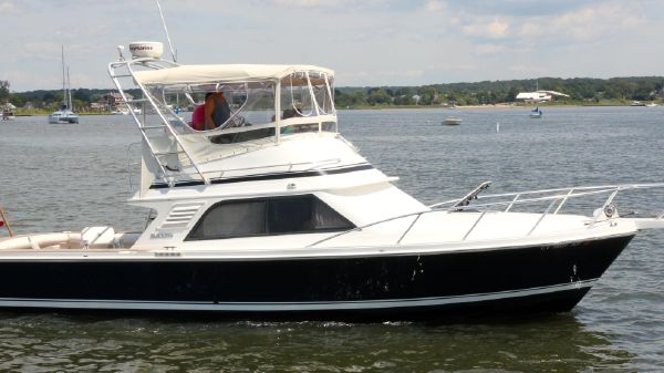 Blackfin 33 Flybridge