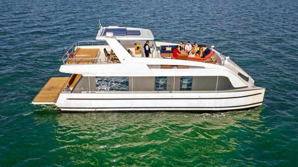 Overblue 54 Power Catamaran