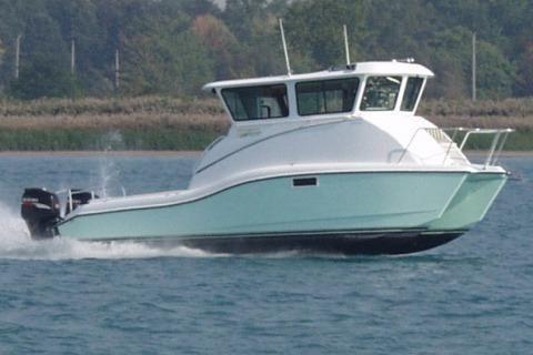 Ocean Express 37 PilotHouse Pro-Air Multi-Hull SF