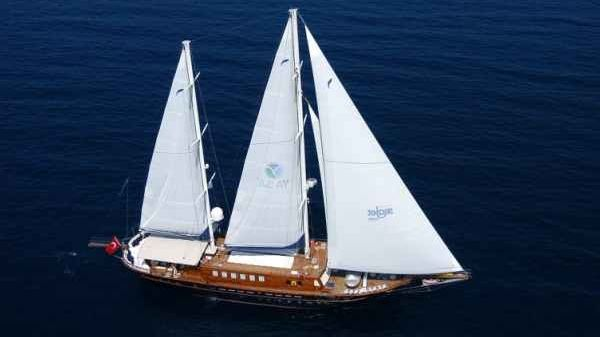 Aegean Yacht Steel Gulet