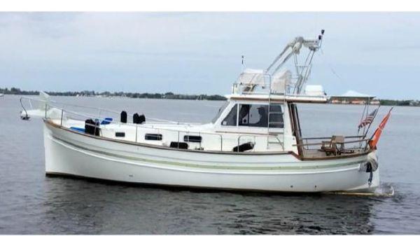 Menorquin Yacht MY 120