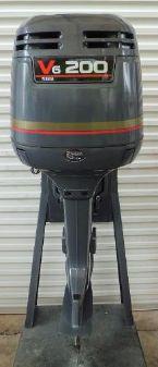 Yamaha SaltWater Series II 200hp 25