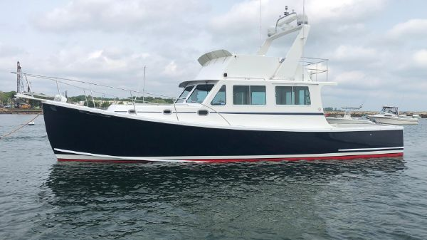 Wesmac 42 Fly Bridge Lobster Cruiser