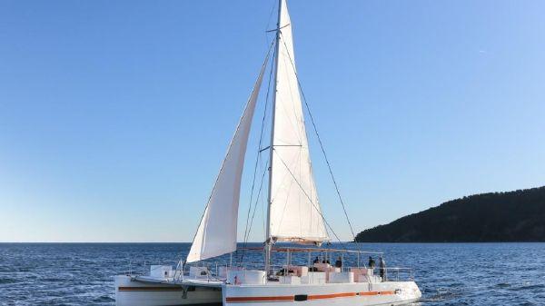 Catamaran taïno