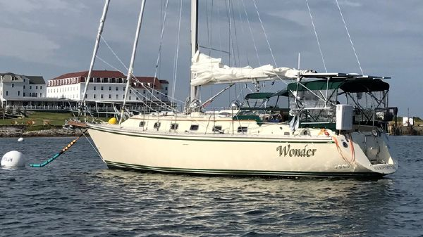 Caliber 40 LRC Sloop