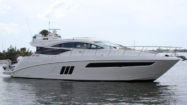 Sea Ray 59 SUNDANCER