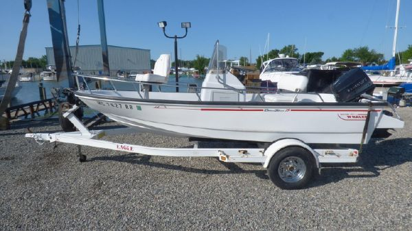 Used Boston Whaler Dauntless 15 Boats For Sale - McMachen