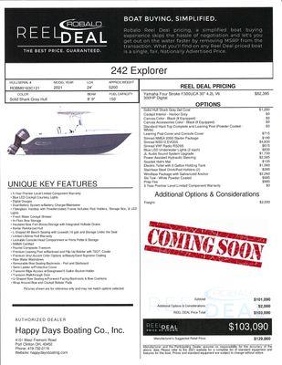 Robalo 242 EXPLORER - main image
