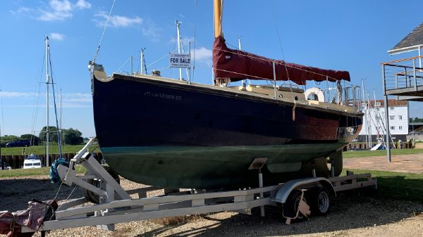 Cornish Crabbers 22 Mk2