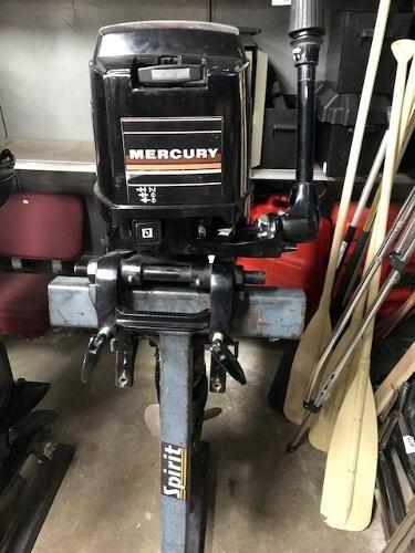Mercury 18 XD