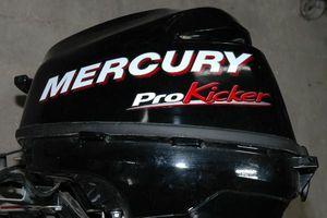 Mercury F9.9EL Pro-Kicker