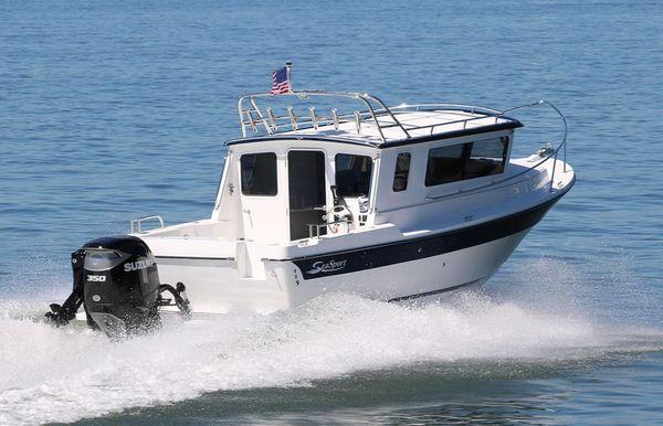 2021 SeaSport Explorer 2400
