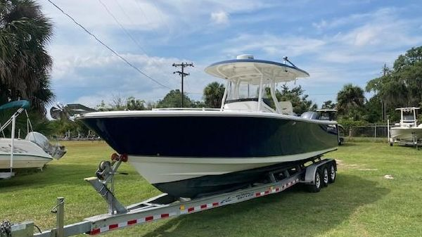 Release Boats Inc. 301 RX DLX