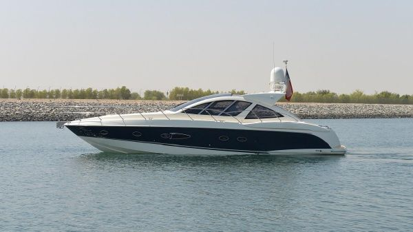Atlantis 50 Motor Yacht