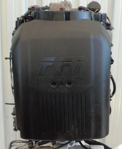 Evinrude 150hp Fully Dressed Powerhead 1998 Direct Injected V6 Looper