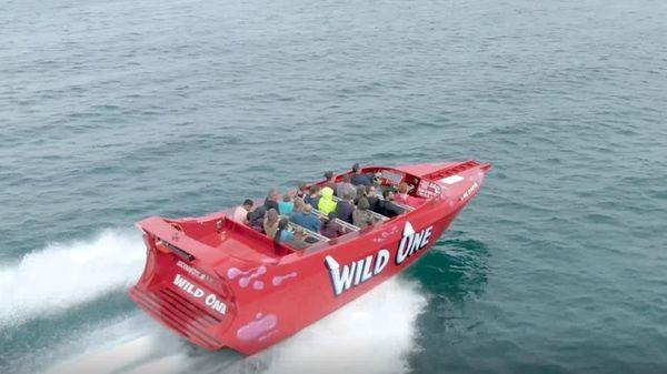 Smoky Mountain 24 Passenger Jet Boat