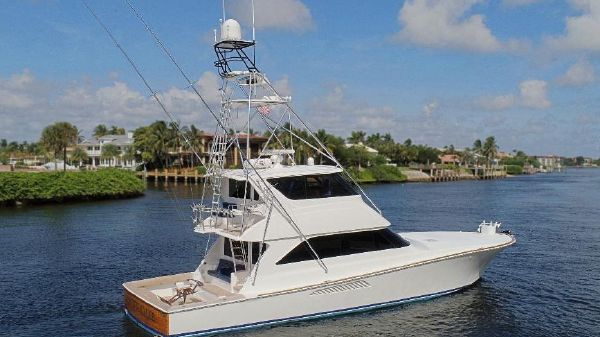 Viking Enclosed Bridge Sportfish
