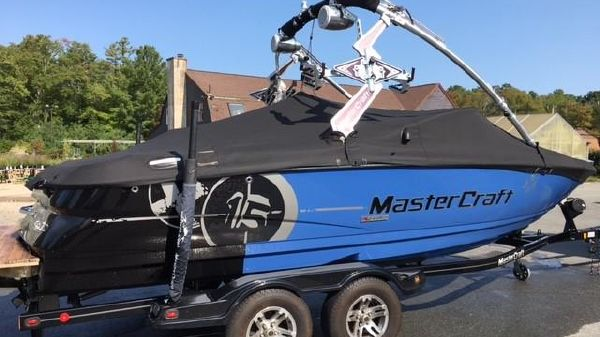 Mastercraft X-15