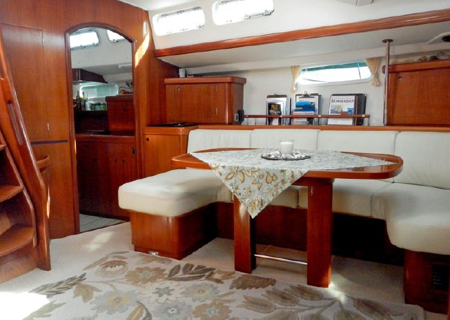 2004 Beneteau 57 For Sale Connecticut