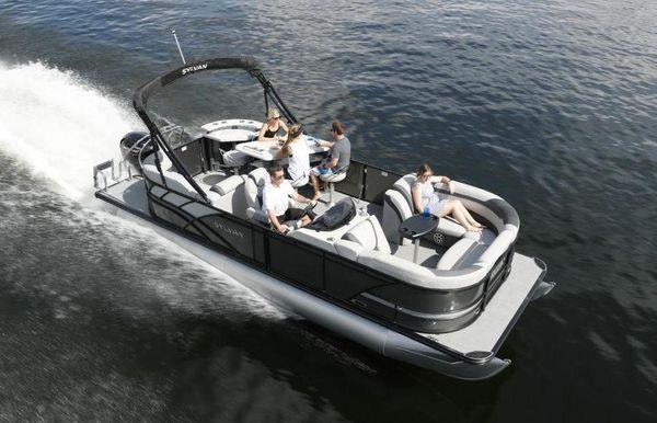 2020 Sylvan L5 LZ Port Bar