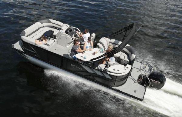 2020 Sylvan L3 LZ Port Bar
