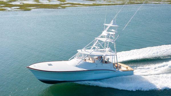Caison 49 Custom Carolina Sportfish Express
