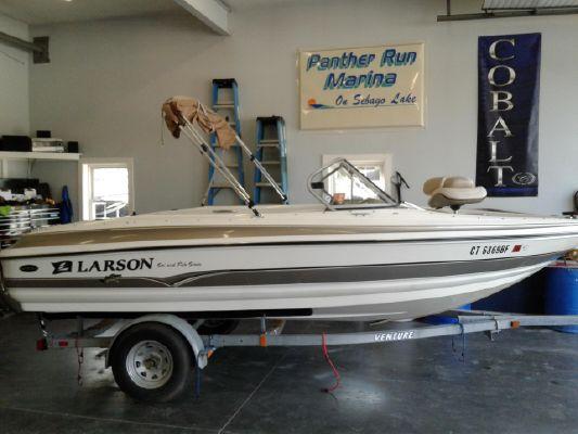 Larson SEi 180 Ski Fish I/O - main image