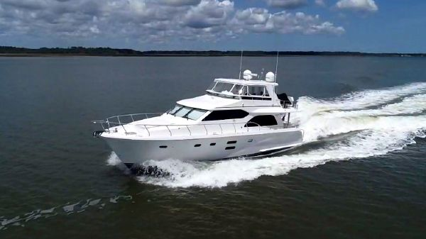 Hampton 580 Pilothouse Motoryacht