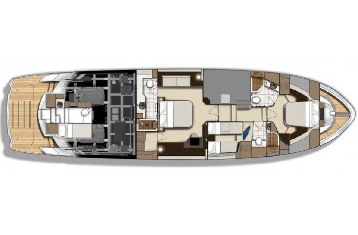 2018 Marquis 660 Sport Yacht Sell Rhode Island