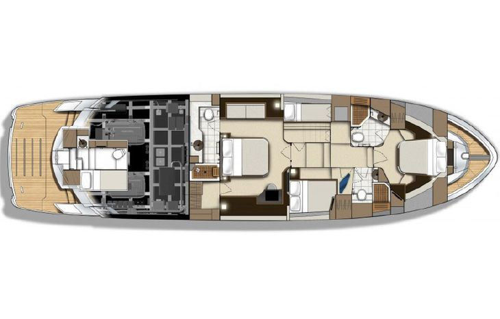2018 Marquis 660 Sport Yacht Sell Massachusetts