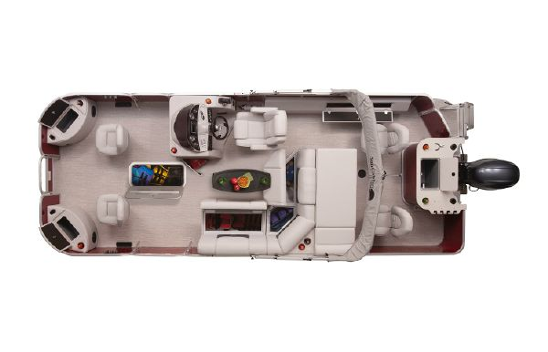 2021 SunCatcher Fusion 322FC