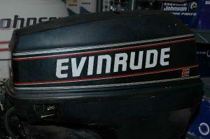 Evinrude E50TLETB