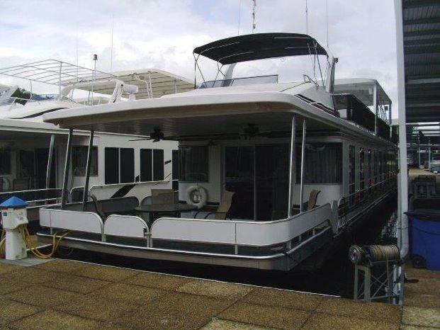 2004 Sharpe 16 x 84 Houseboat