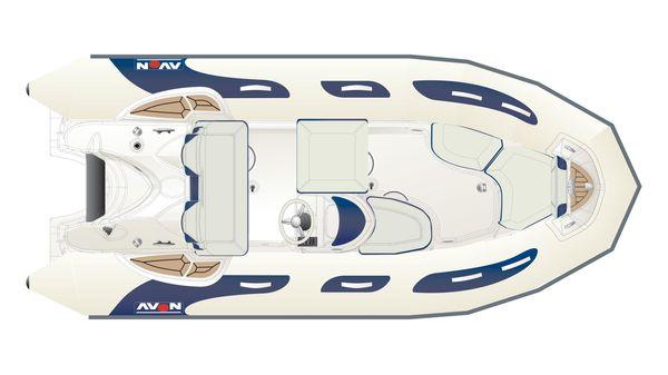 Avon Seasport 440 Deluxe