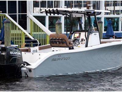 2020 Sea Pro<span>259 DLX CC</span>