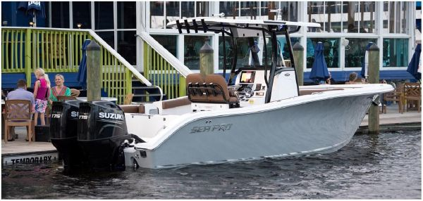 Sea Pro 259 DLX CC image