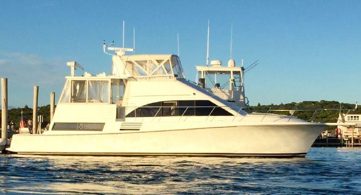 Ocean Yachts 48 COCKPIT MOTOR YACHT - main image