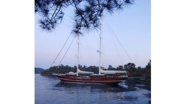 Marmaris Boatyard Custom made Gulet