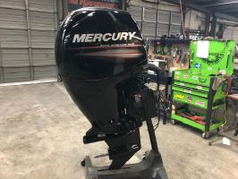 Mercury 150L four stroke